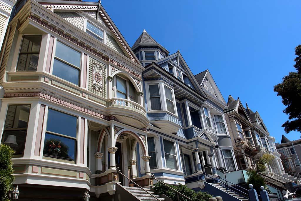 Painted Ladies em San Francisco