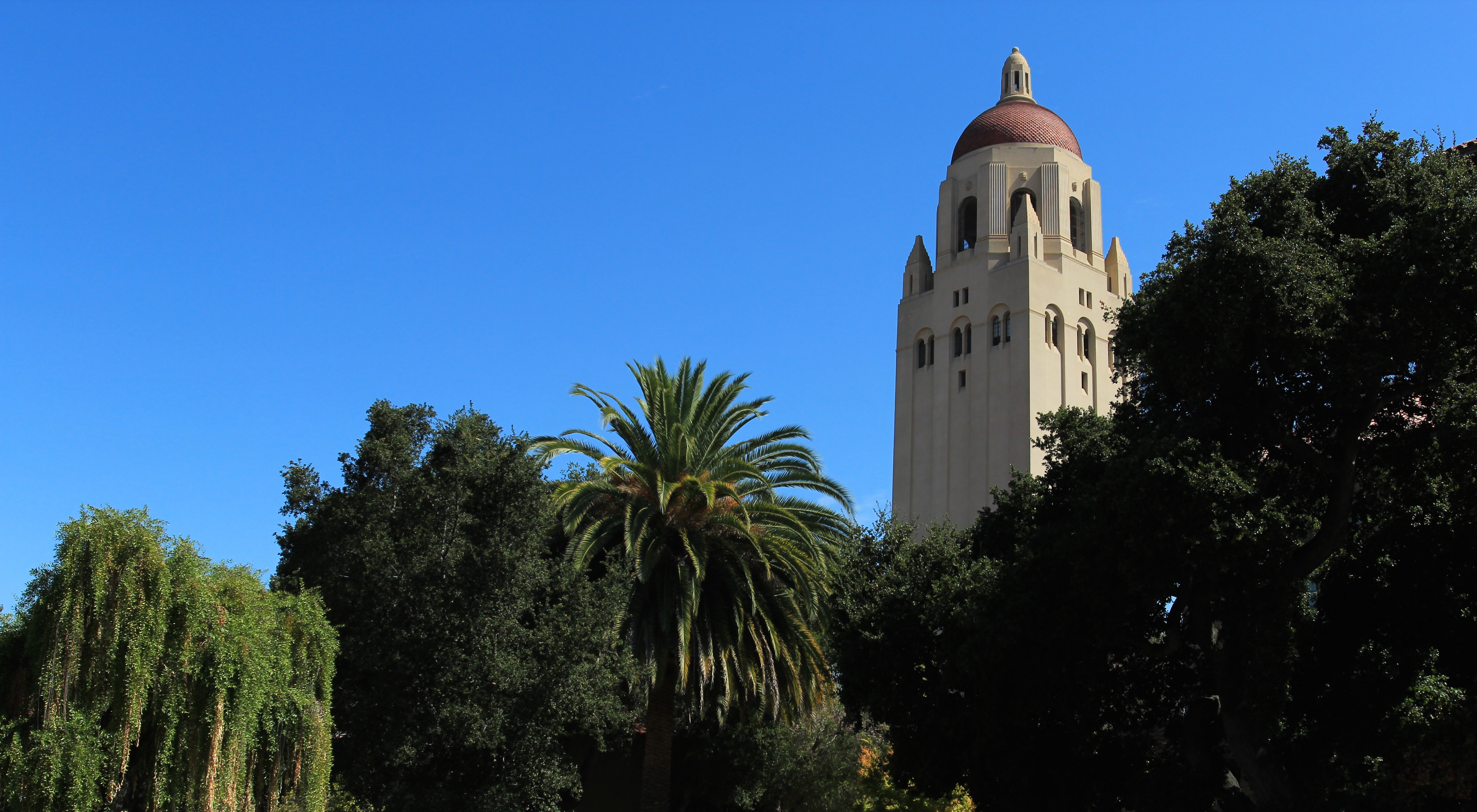 Hoover Tower - a torre de Stanford