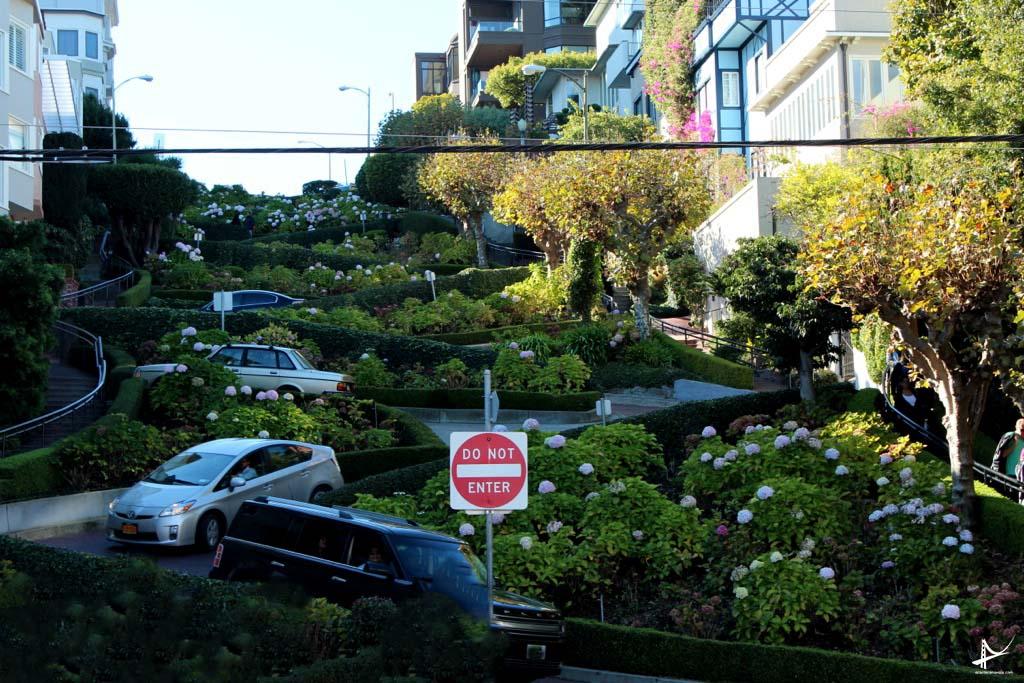 Lombard St - San Francisco