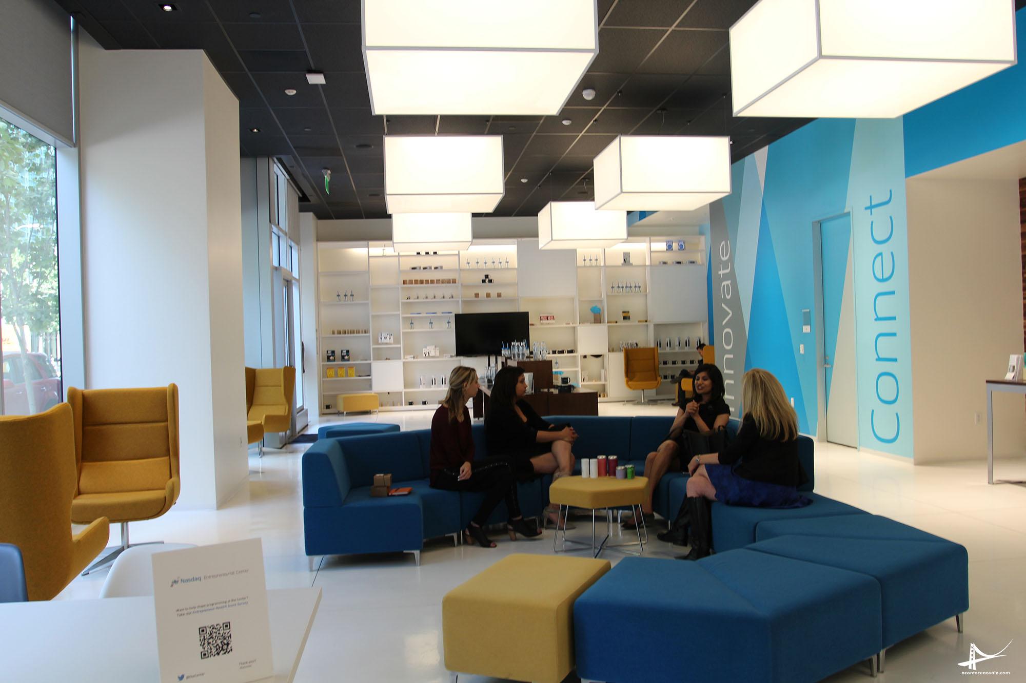 Innovation Hub - Nasdaq San Francisco