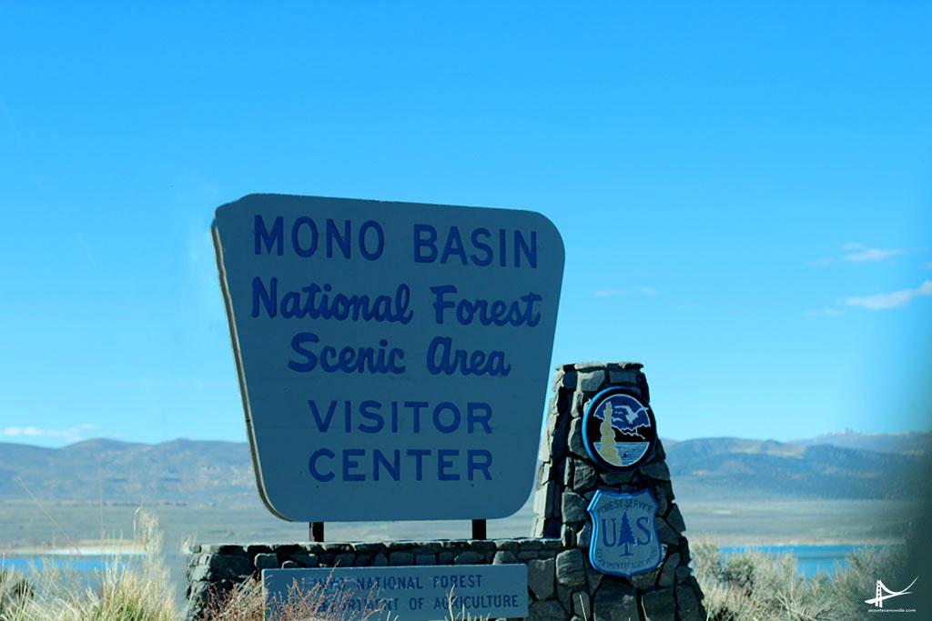 Visitor Center Mono Lake