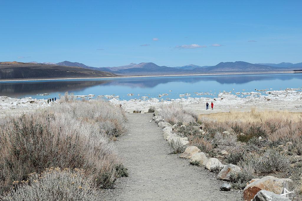Mono Lake - Reserva
