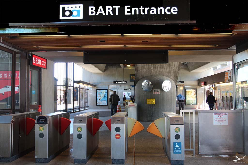 Bart Entrance
