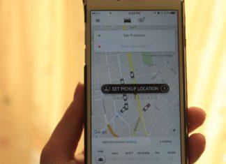 Uber em San Francisco