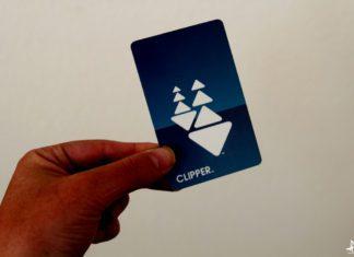 Clipper card