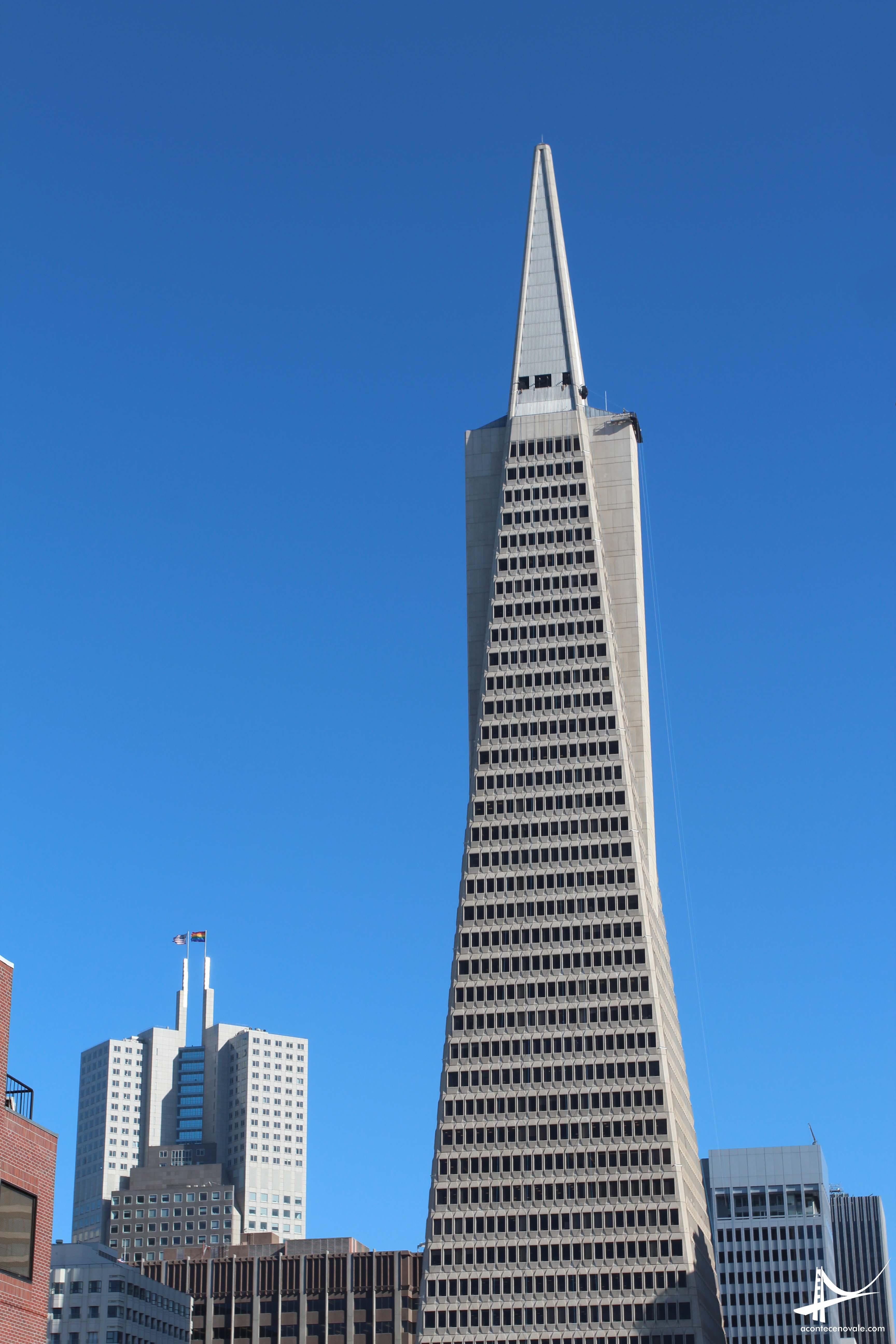Transamerica Pyramid em San Francisco