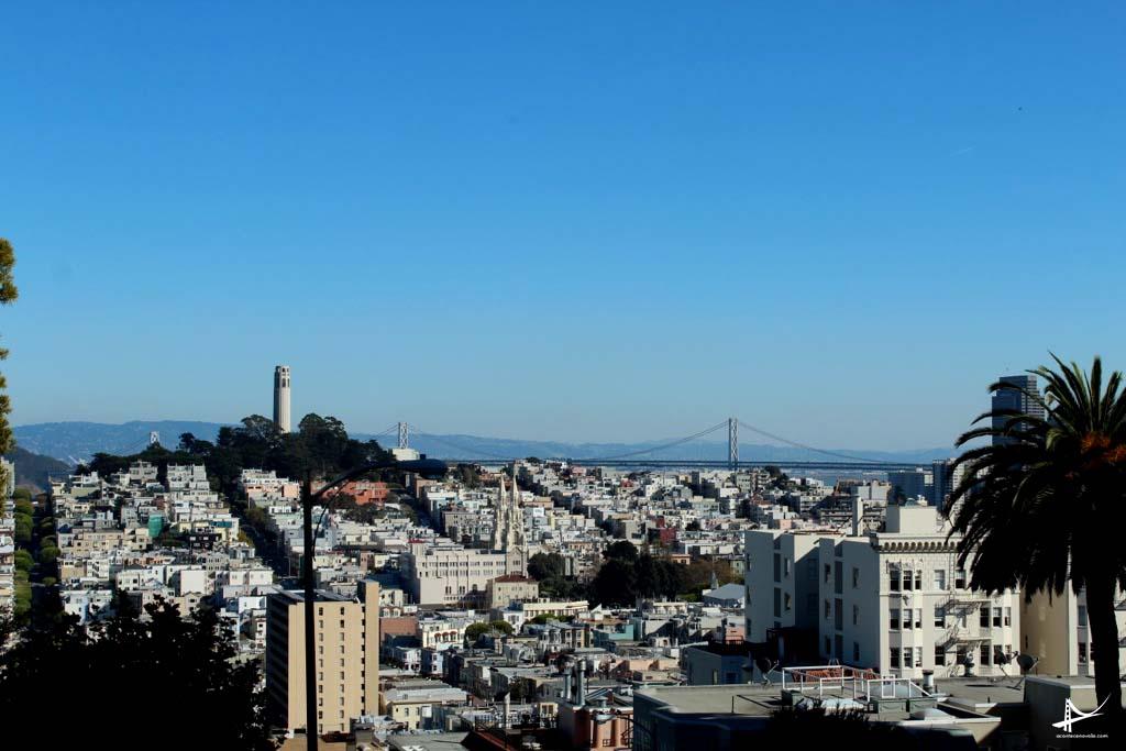 Vista da Lombardi St.
