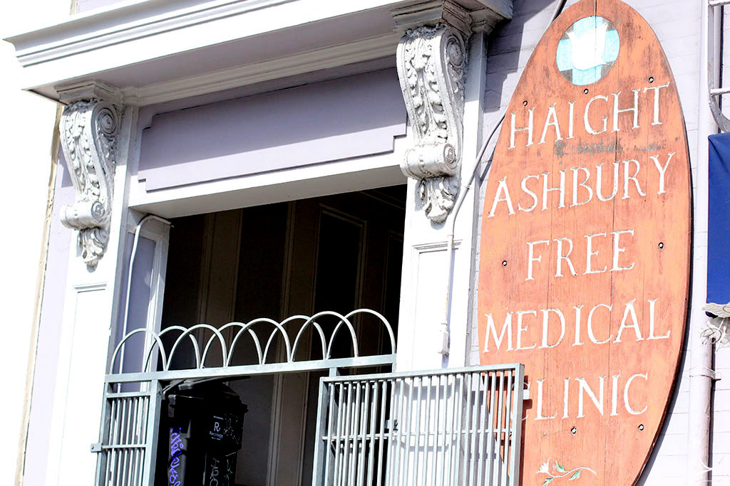 Clinica na Haight-Asbury
