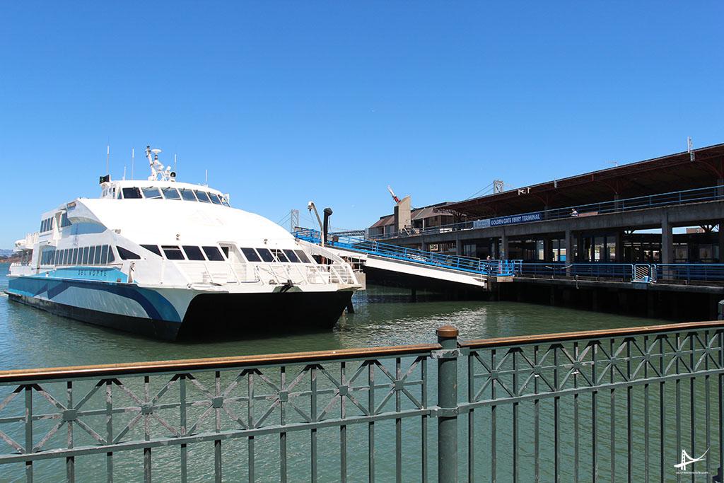 Golden Gate Ferry Terminal