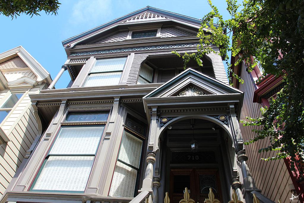 Grateful Dead House em San Francisco