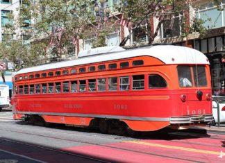 Muni em San Francisco