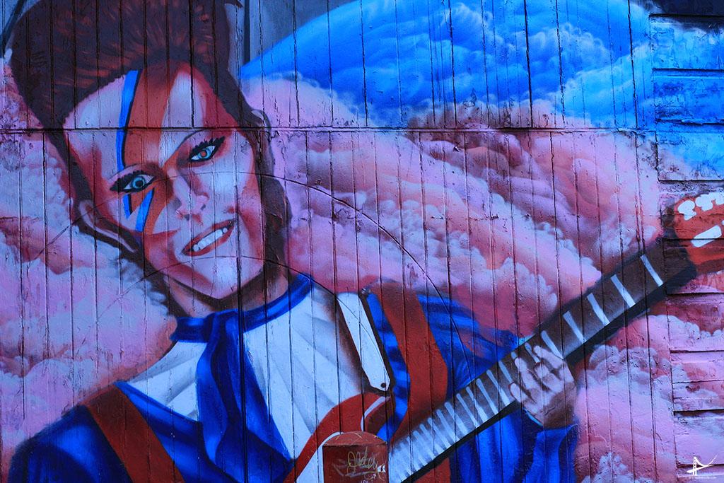 Arte em todos os cantos da Haight- Asbury