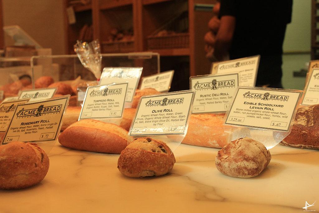 Acme Bread no Ferry Building em San Francisco