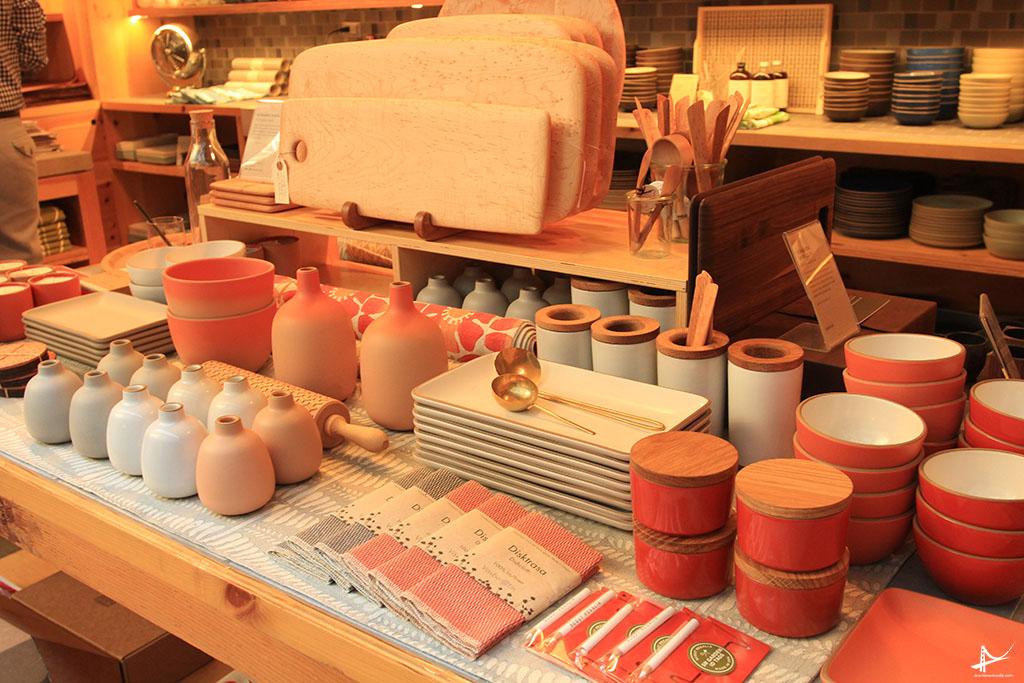 ceramica no Ferry building
