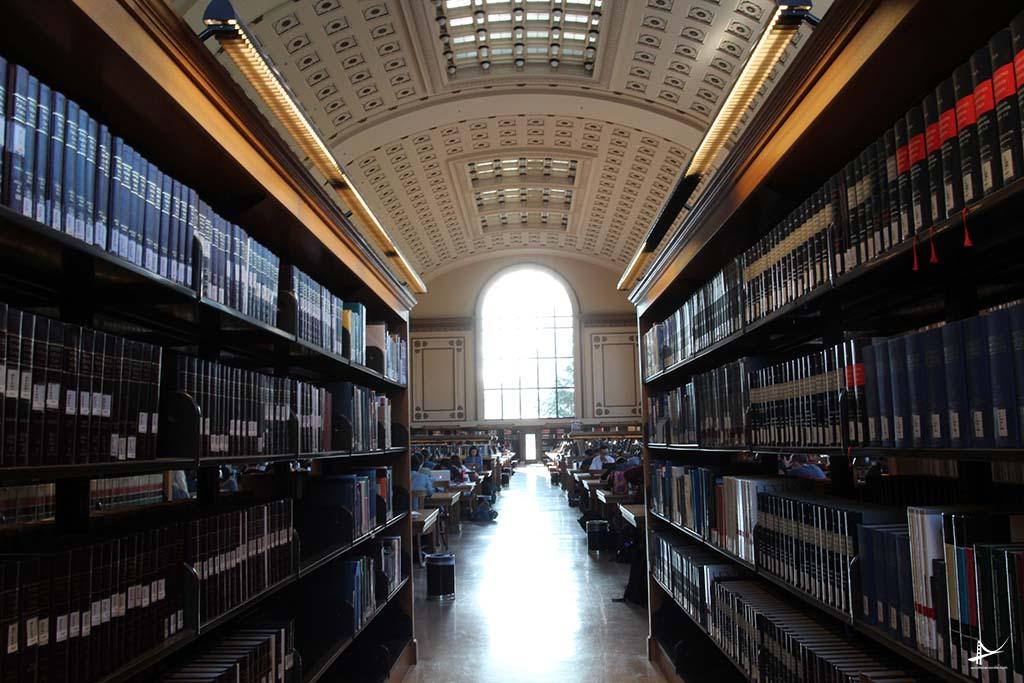 Biblioteca da UC Berkeley