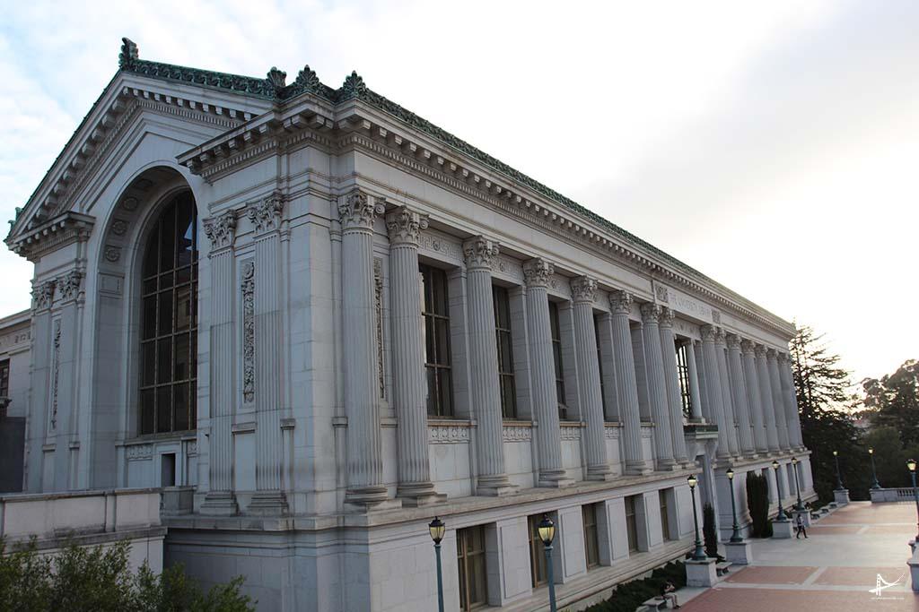 Doe Library - UC Berkeley