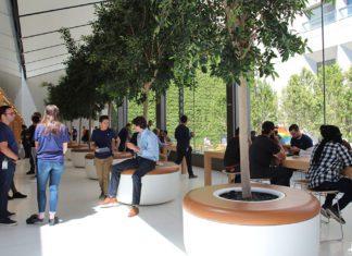 Loja da Apple em San Francisco
