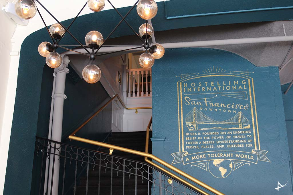 Acomodaçao em San Francisco. Hostelling International