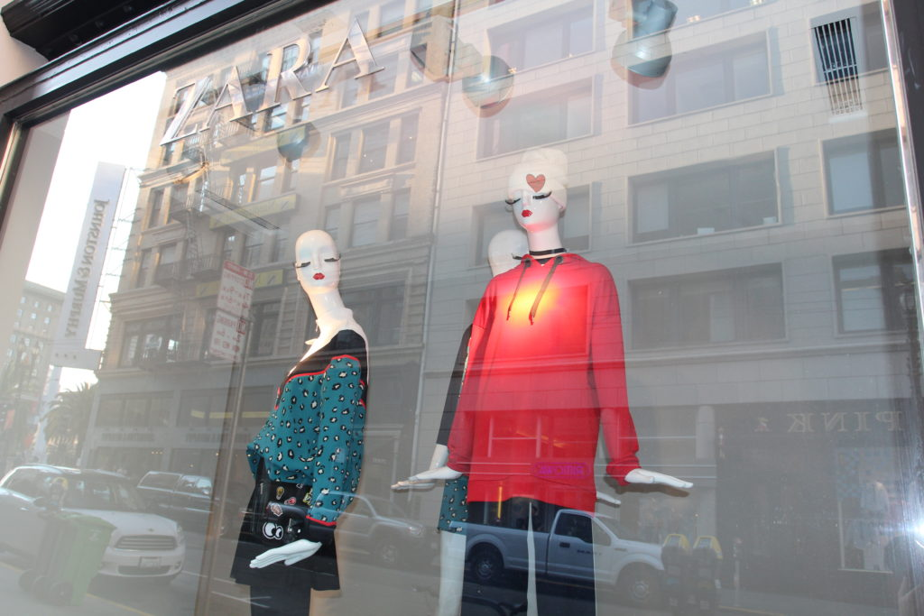 Zara na Union Square