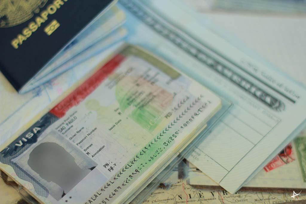 Tipos de visto de traba