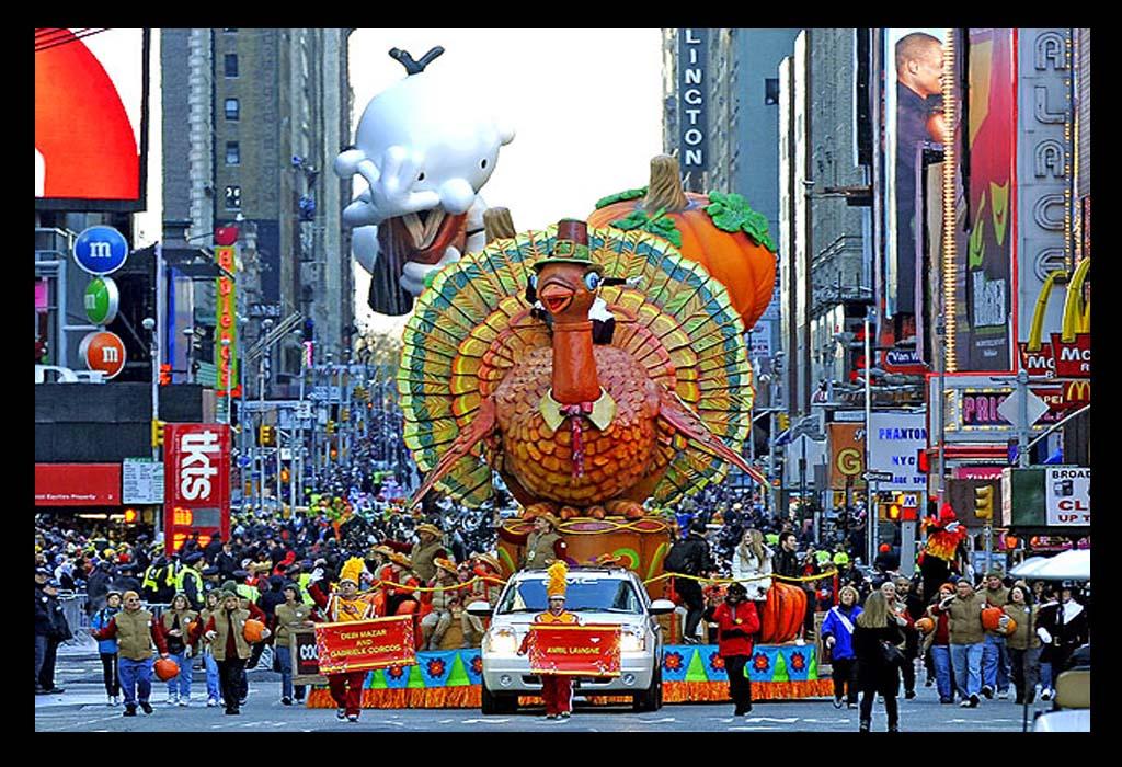 Macy's Parade. Foto: People.com
