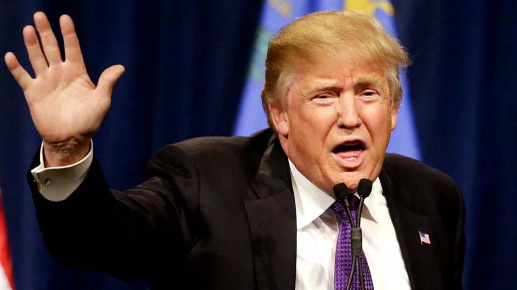 Trump vence as eleições. Foto: NBC News