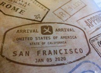 formulario de imigracao