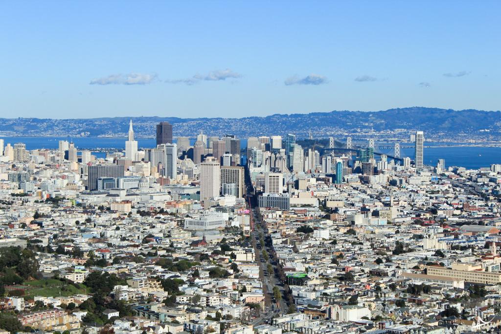 Twin Peaks em San Francisco