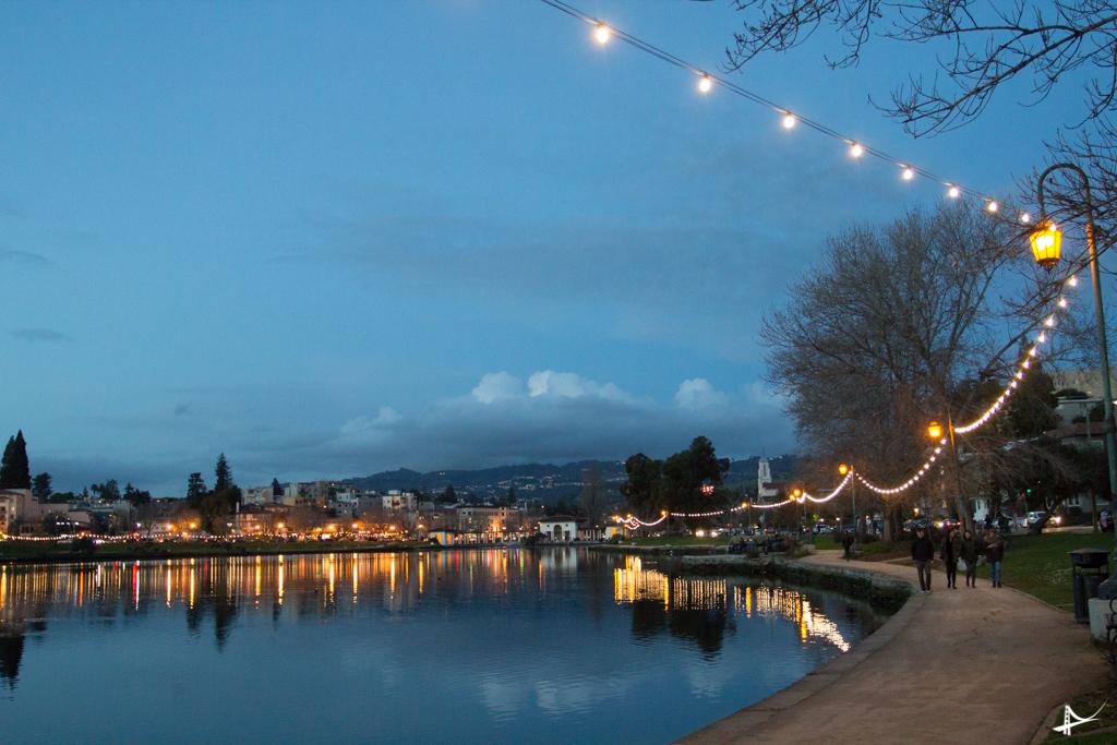 Lake Merrit em Oakland