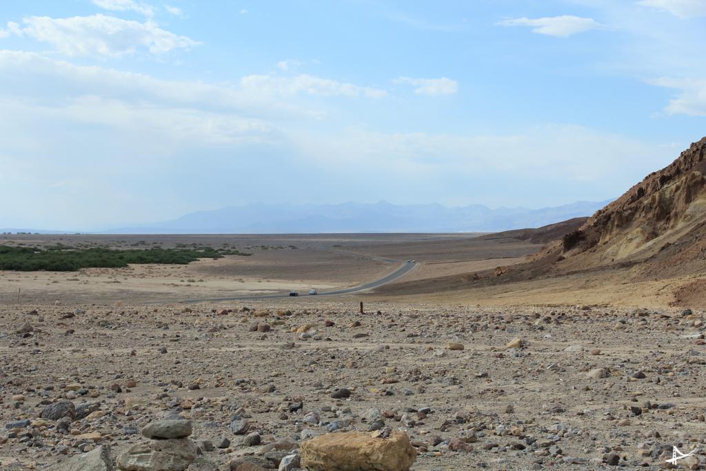 Como chegar no Death Valley