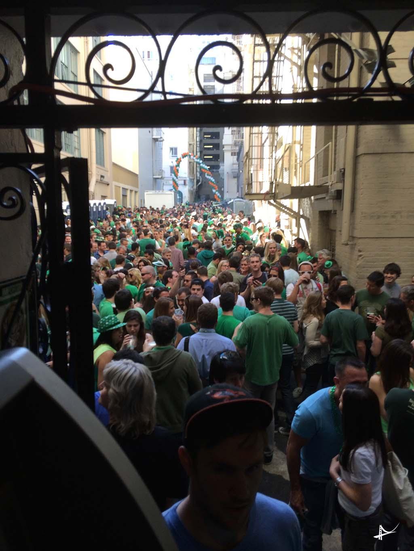 St Patricks Day em San Francisco