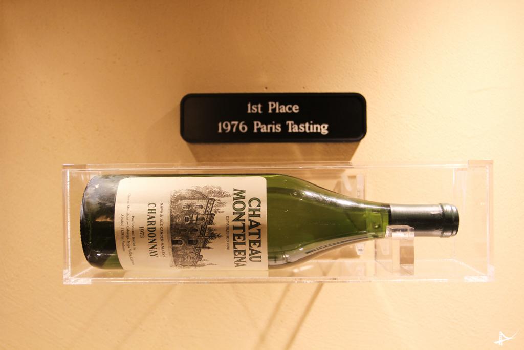 O famosos Chardonnay de 1973