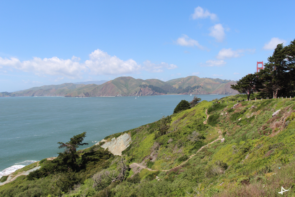 Presidio em San Francisco