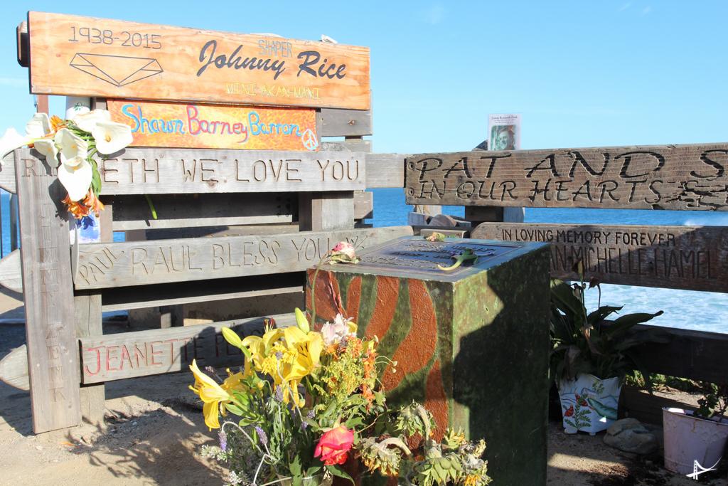 Dead's Surfer Memorial