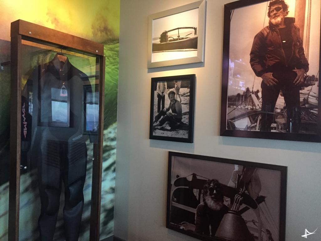 Lounge do  Jack O'Neill em Santa Cruz