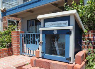 Mini bibliotecas