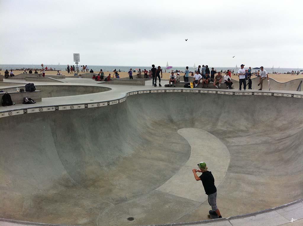 Skate em Venice