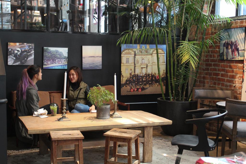 Cafes para trabalhar em San Francisco