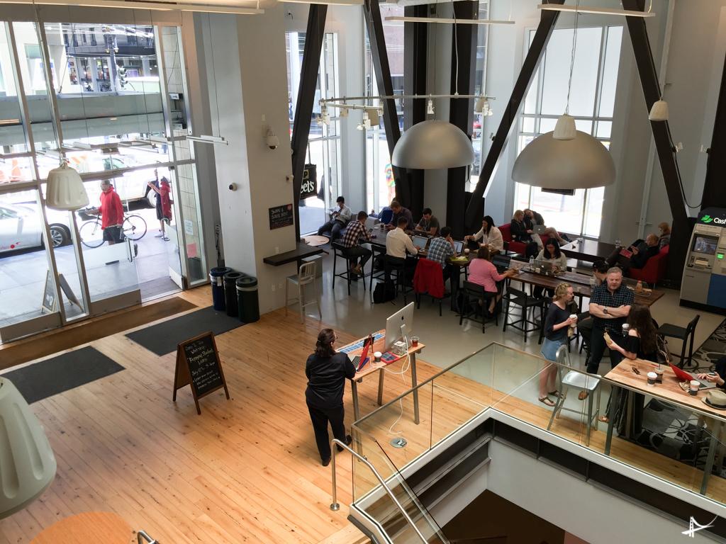 Capital One Café em San Francisco
