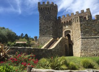 Castelo di Amorosa Napa Valley
