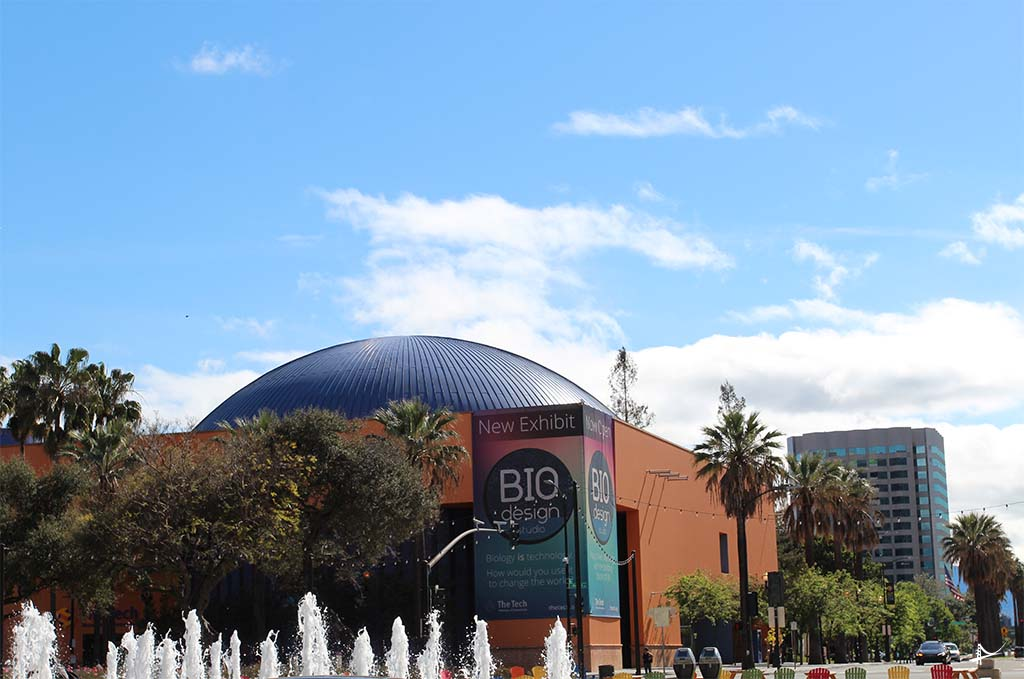 Museu da tecnologia em San Jose