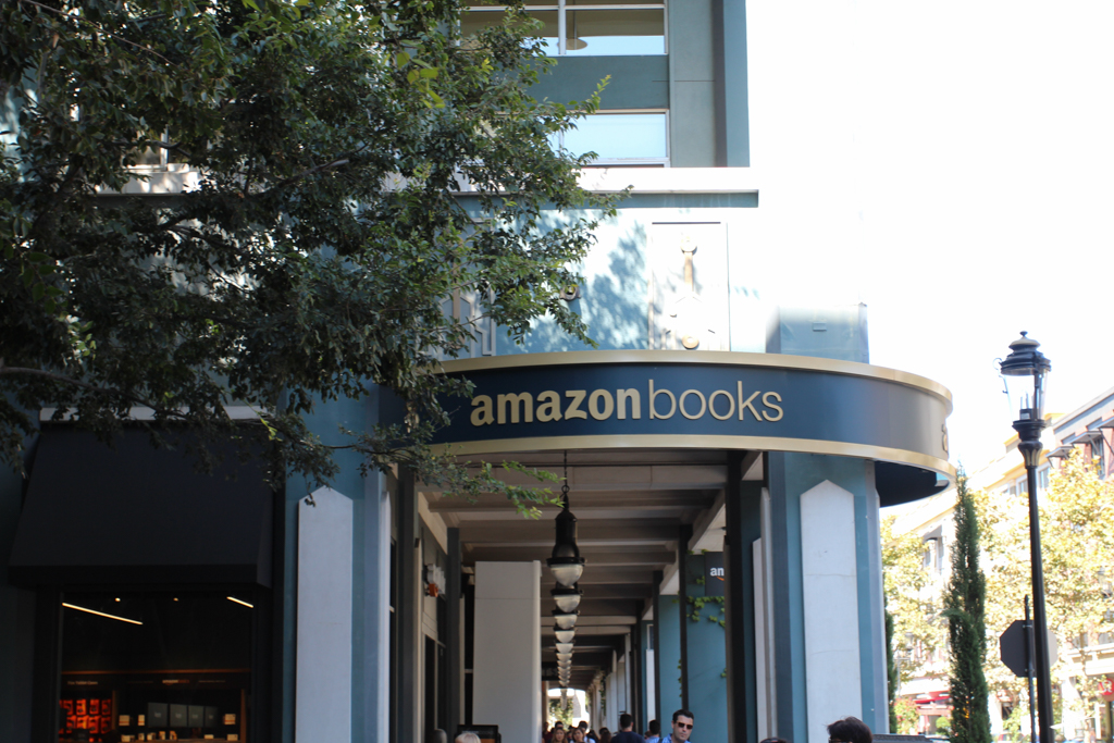 Amazon Books em San Jose