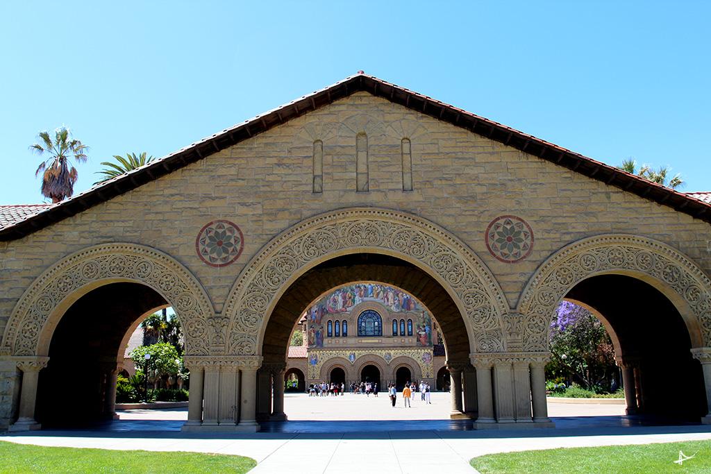 Curso de inglês em Stanford