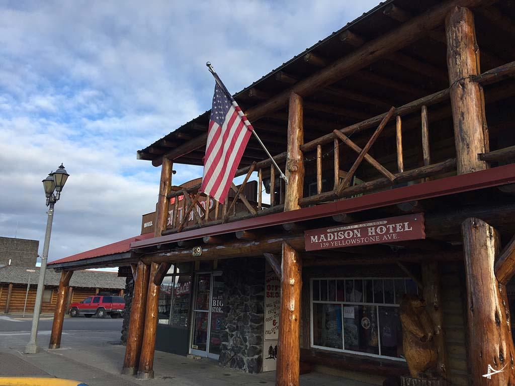 Madison hotel - West Yellowstone
