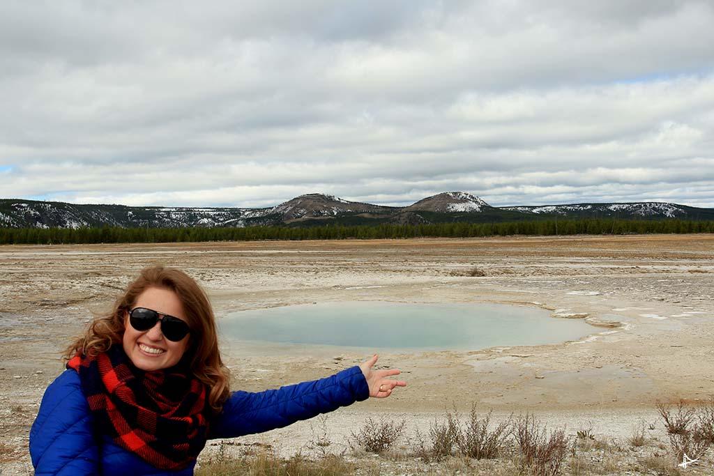 Viagem para o Yellowstone