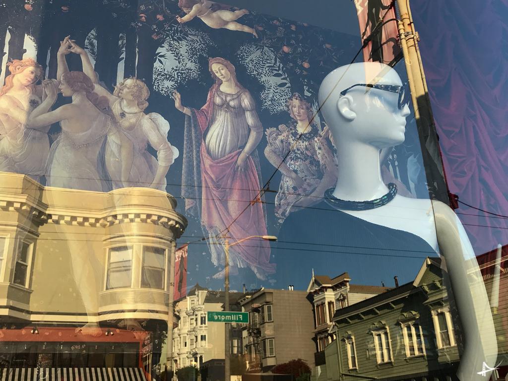 Compras em San Francisco
