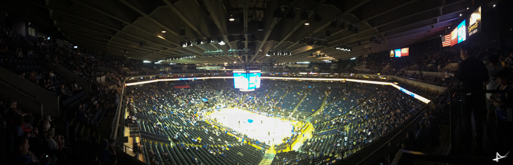 jogo de NBA em San Francisco