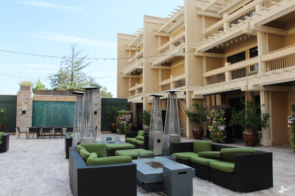 Toll House Hotel em Los Gatos