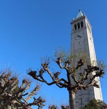 Sather Tower em Berkeley