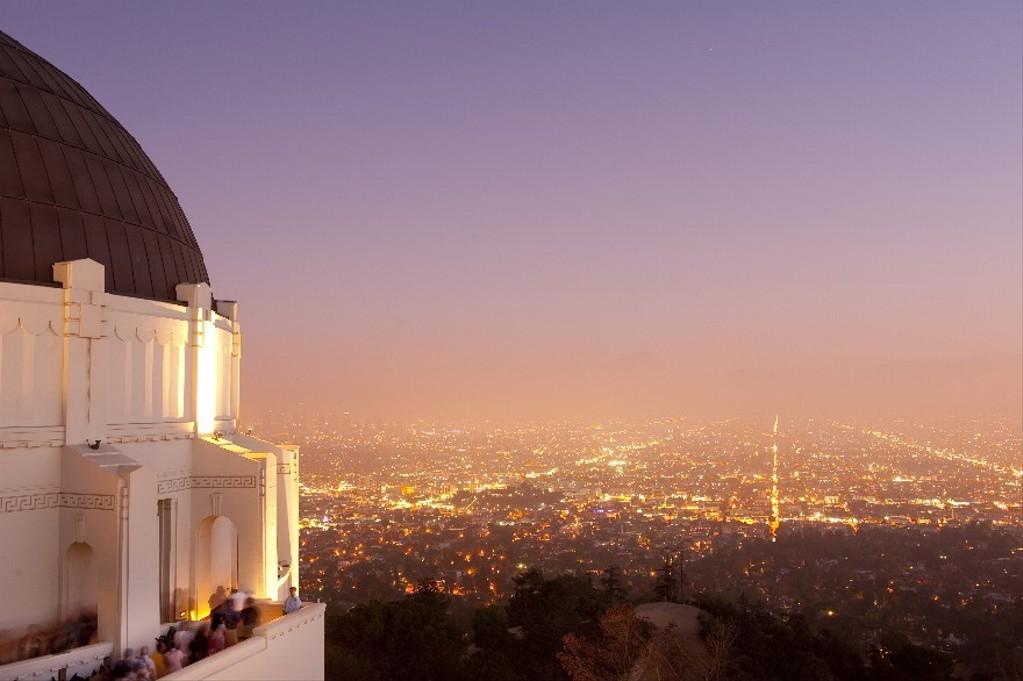Observatório de Los Angeles. Foto cortesia: Visit CA